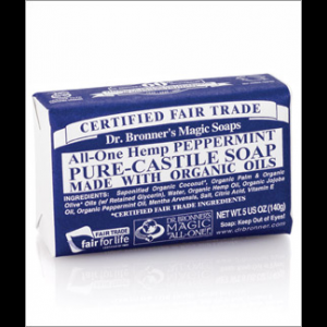 Dr. Bronner Liquid Soap
