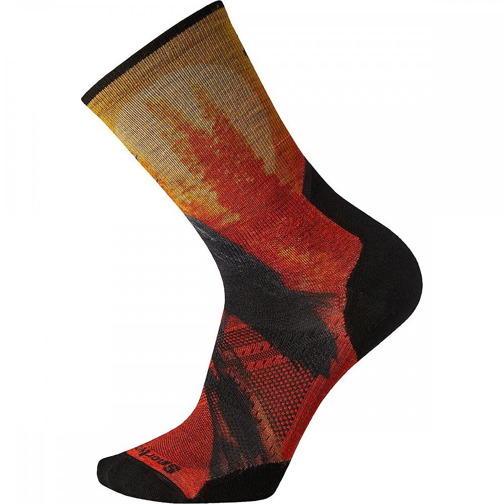 photo: Smartwool PhD Ski Medium Sock snowsport sock
