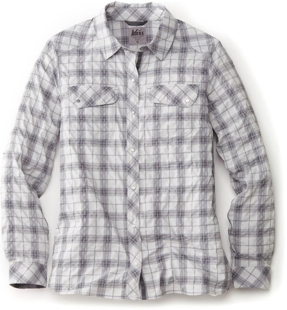 REI Northway Plaid Shirt