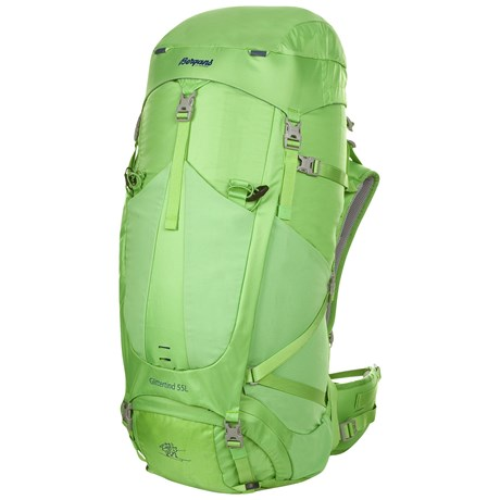 photo: Bergans Glittertind 55 weekend pack (50-69l)