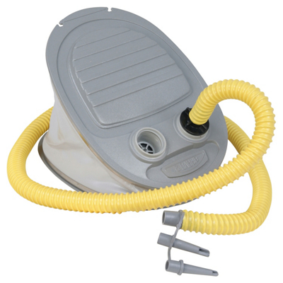 NRS Bravo 2 Foot Pump