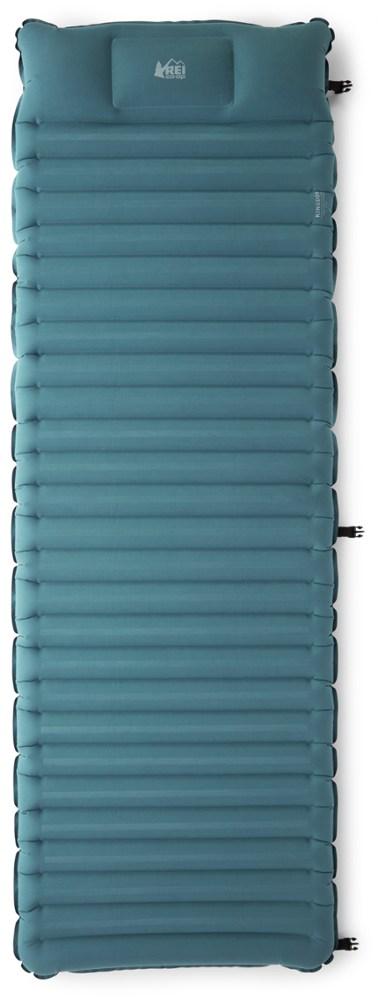 photo: REI Kingdom Insulated Air Sleeping Pad air-filled sleeping pad