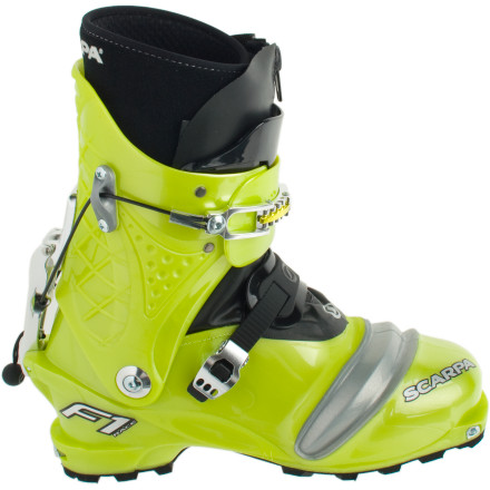 photo: Scarpa F1 Race alpine touring boot