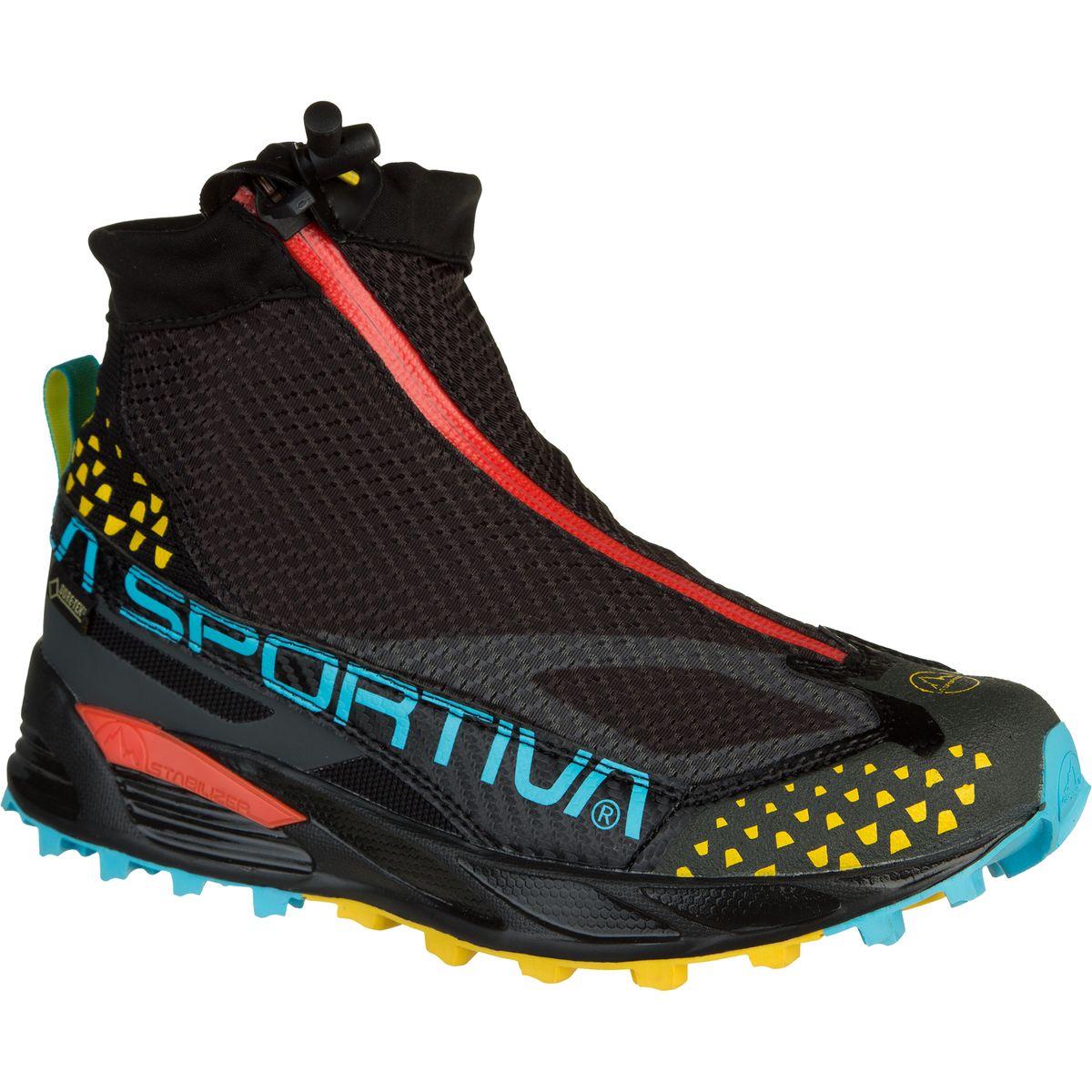photo: La Sportiva Women's Crossover 2.0 GTX trail running shoe