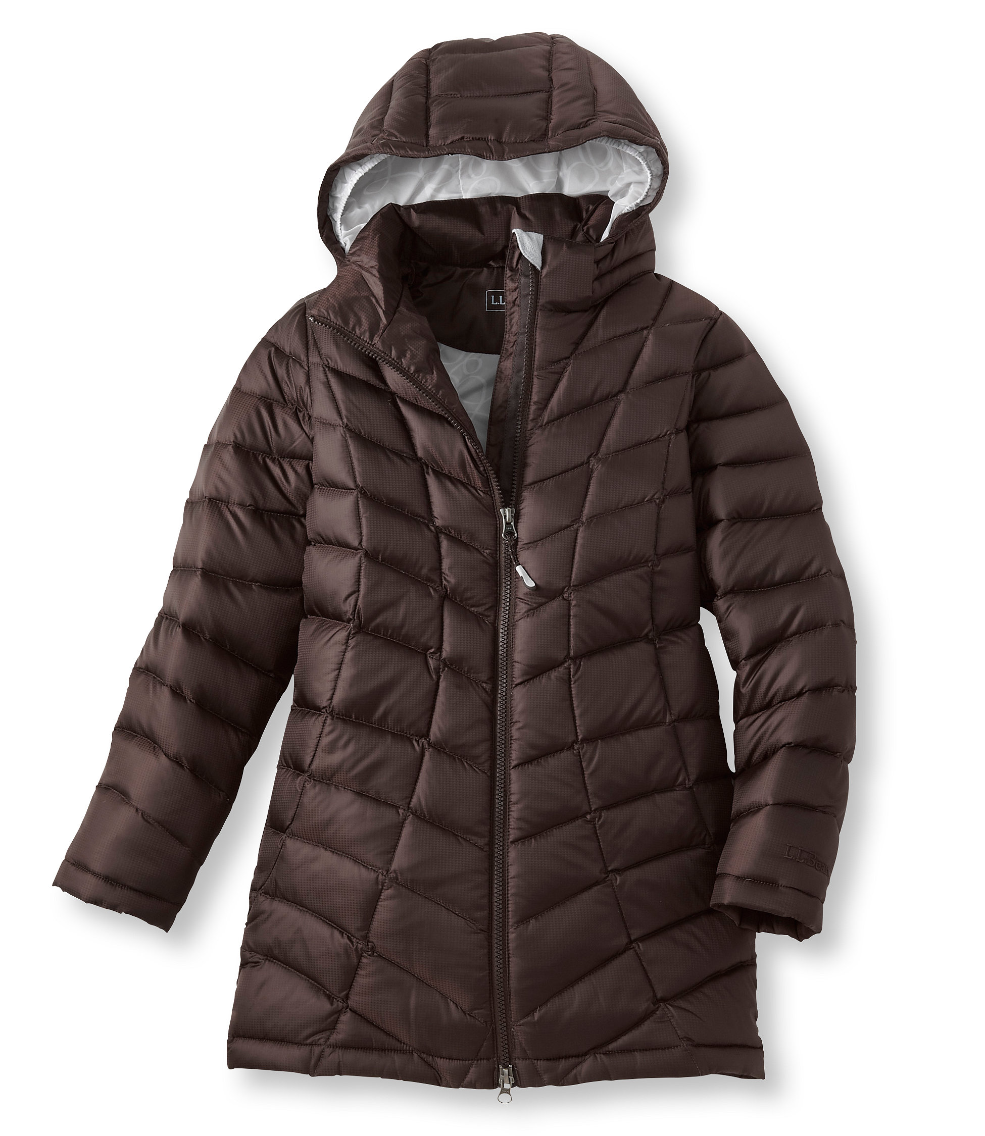 photo: L.L.Bean Dashing Down Coat down insulated jacket