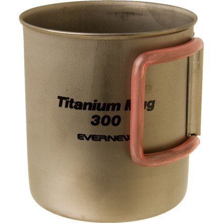 photo: Evernew Titanium Mug 300 cup/mug