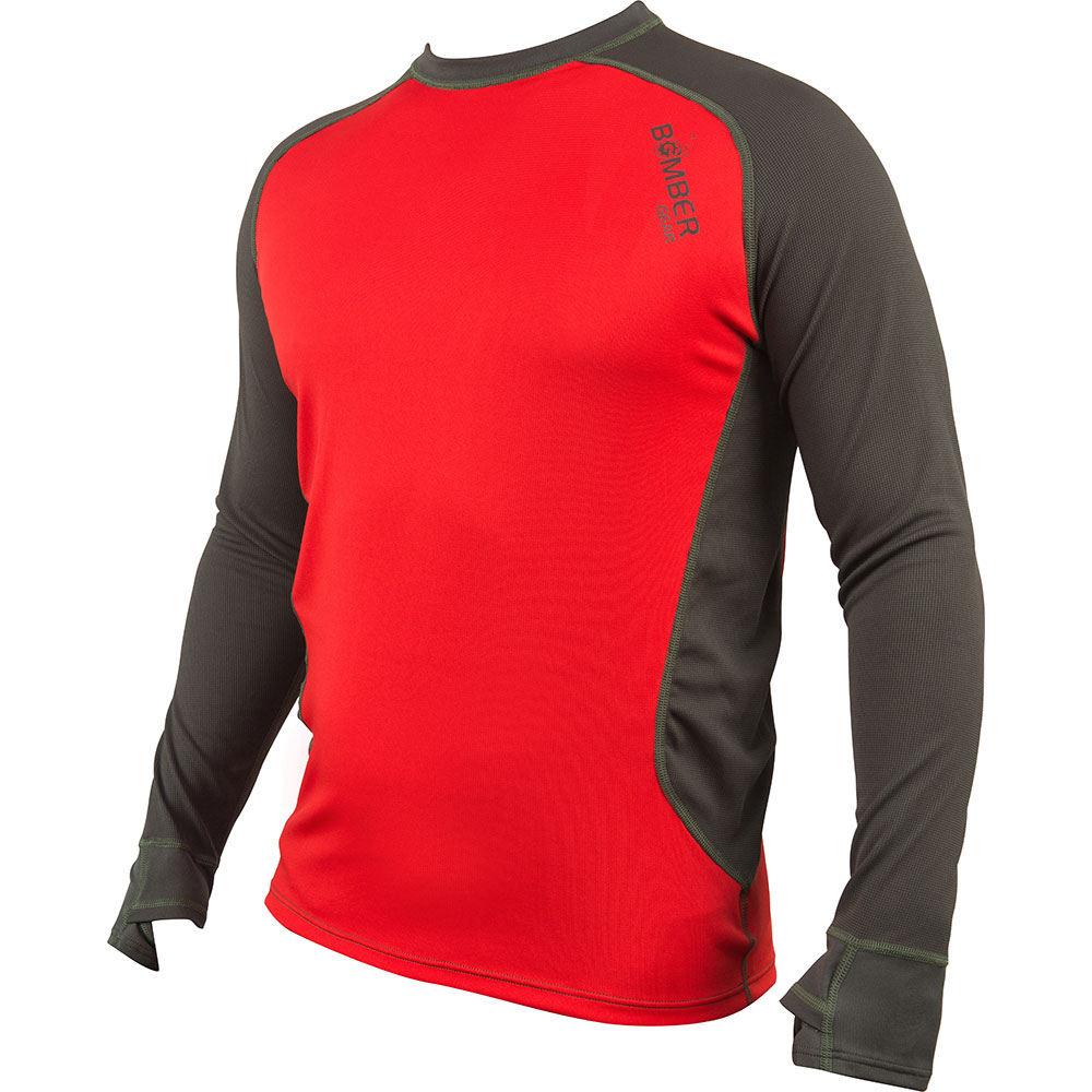 Bomber Gear Baja Long Sleeve UV Protection Top