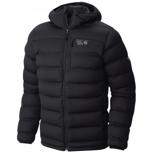 photo: Mountain Hardwear StretchDown Plus Hooded Jacket down insulated jacket
