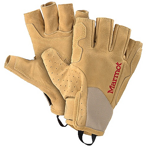 photo: Marmot Burlay Glove climbing glove