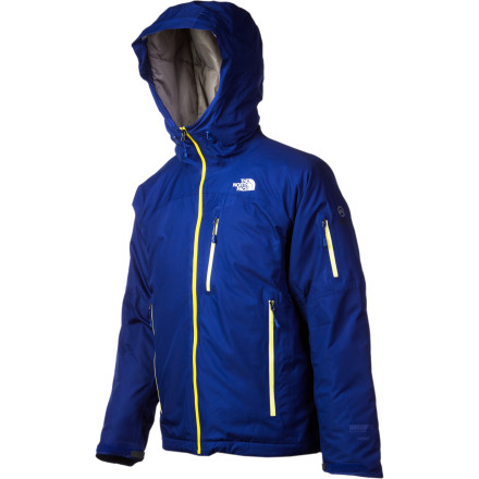 photo: The North Face Makahawk Down Jacket down insulated jacket
