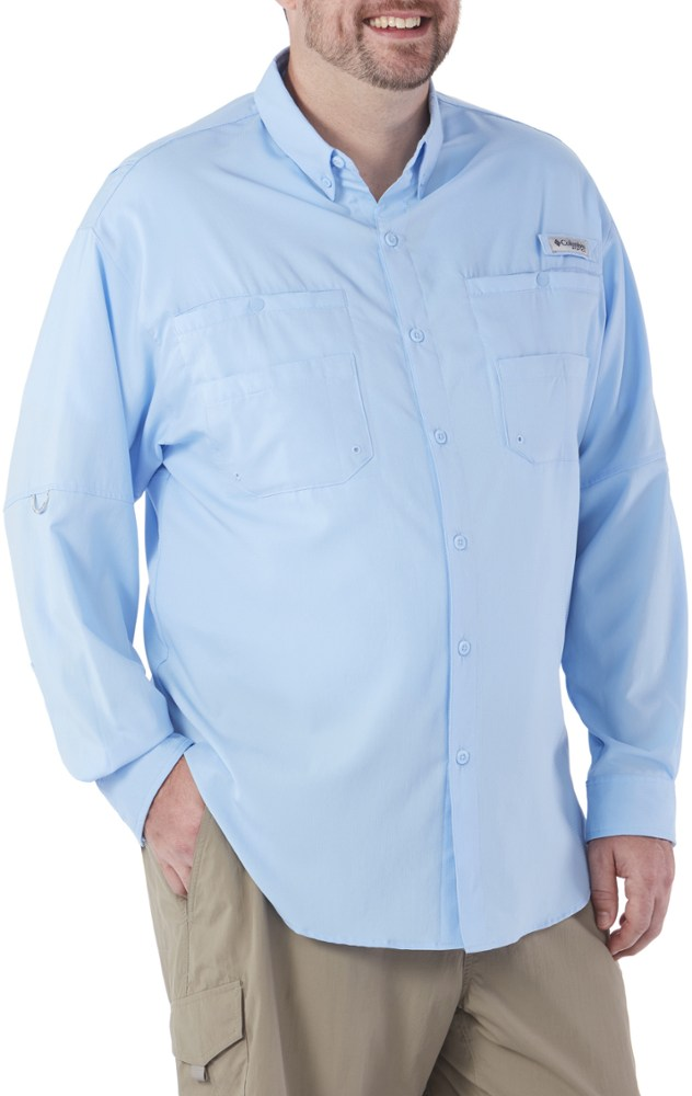 Columbia Tamiami II Long Sleeve Shirt