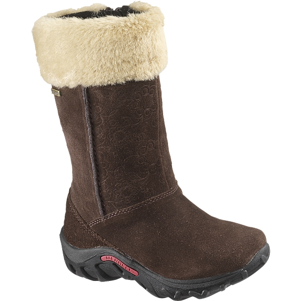 photo: Merrell Jungle Moc Puff Waterproof winter boot