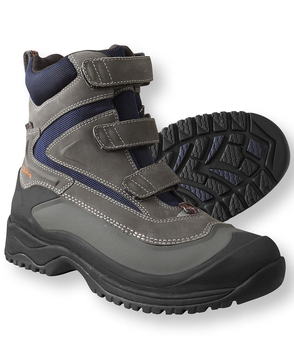 L.L.Bean Wildcat Boots, Hook-and-Loop