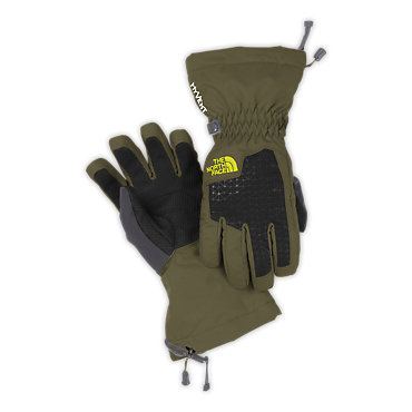 photo: The North Face Boys' Montana Glove insulated glove/mitten
