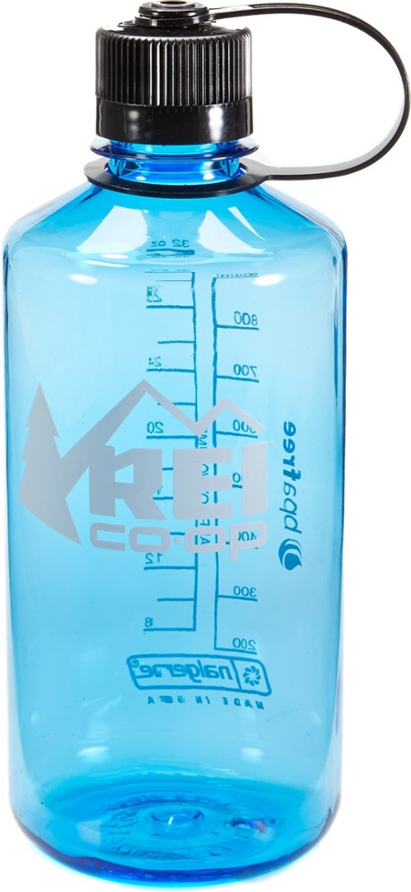 REI Nalgene Narrow-Mouth Loop-Top Water Bottle - 32 fl. oz.