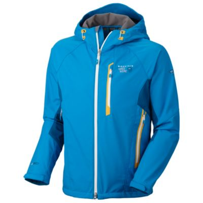 photo: Mountain Hardwear Embolden Jacket soft shell jacket