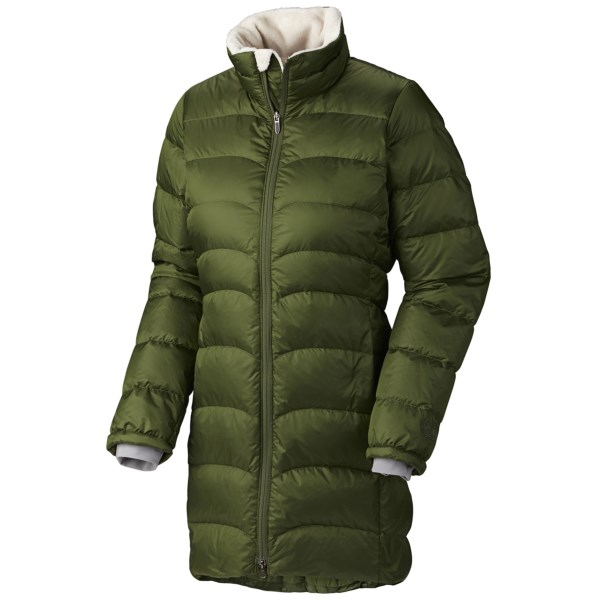 photo: Mountain Hardwear Downtown Parka II down insulated jacket
