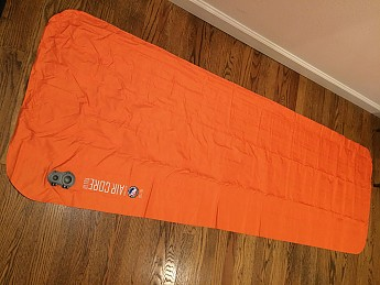 Big Agnes Insulated Air Core Ultra Reviews Trailspace
