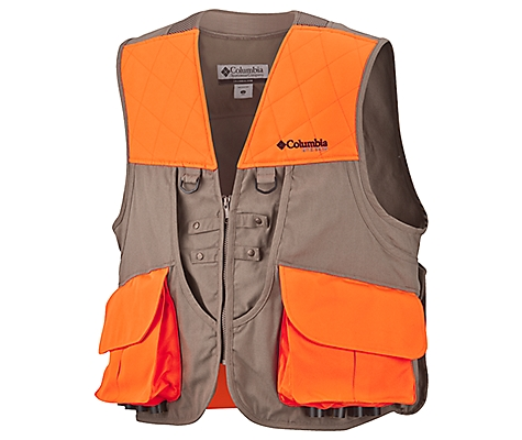 photo: Columbia Grouse X Comfort Vest II vest