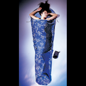 photo: Cocoon Cotton MummyLiner sleeping bag liner