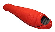 photo: Rab Neutrino 600 3-season down sleeping bag