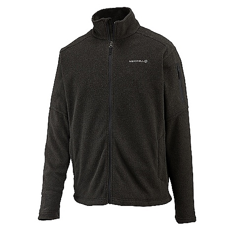 photo: Merrell Fractal Jacket fleece jacket