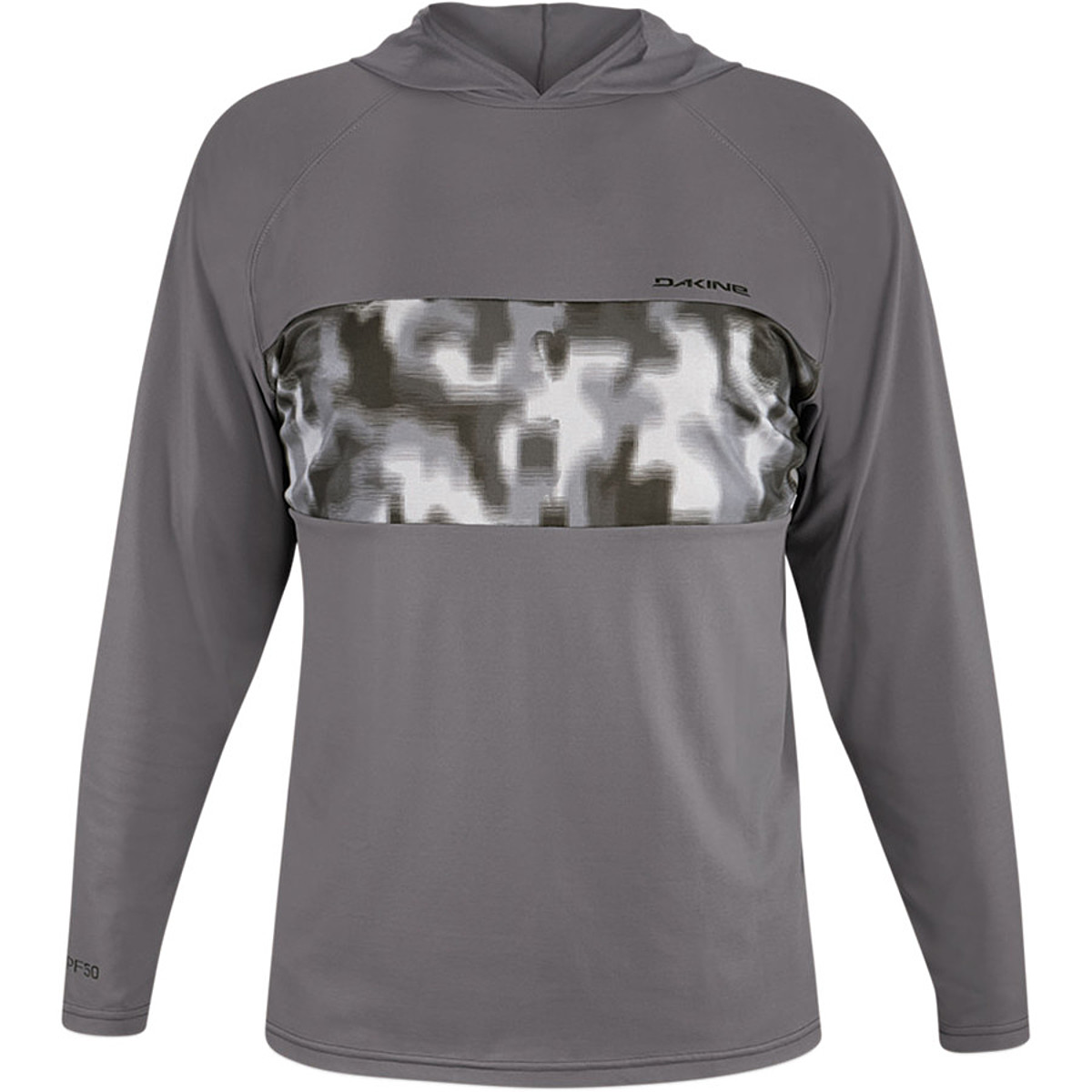photo: DaKine Waterman Hoodie long sleeve paddling shirt