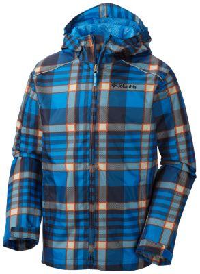 photo: Columbia Wet Reflect Jacket waterproof jacket