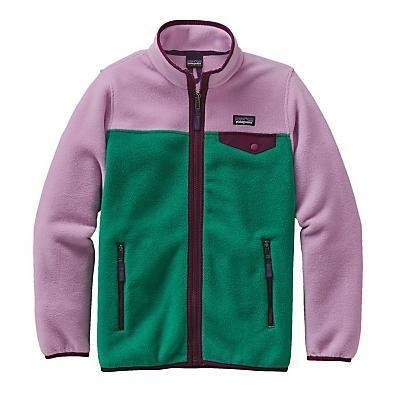 photo: Patagonia Lightweight Synchilla Snap-T Jacket fleece jacket