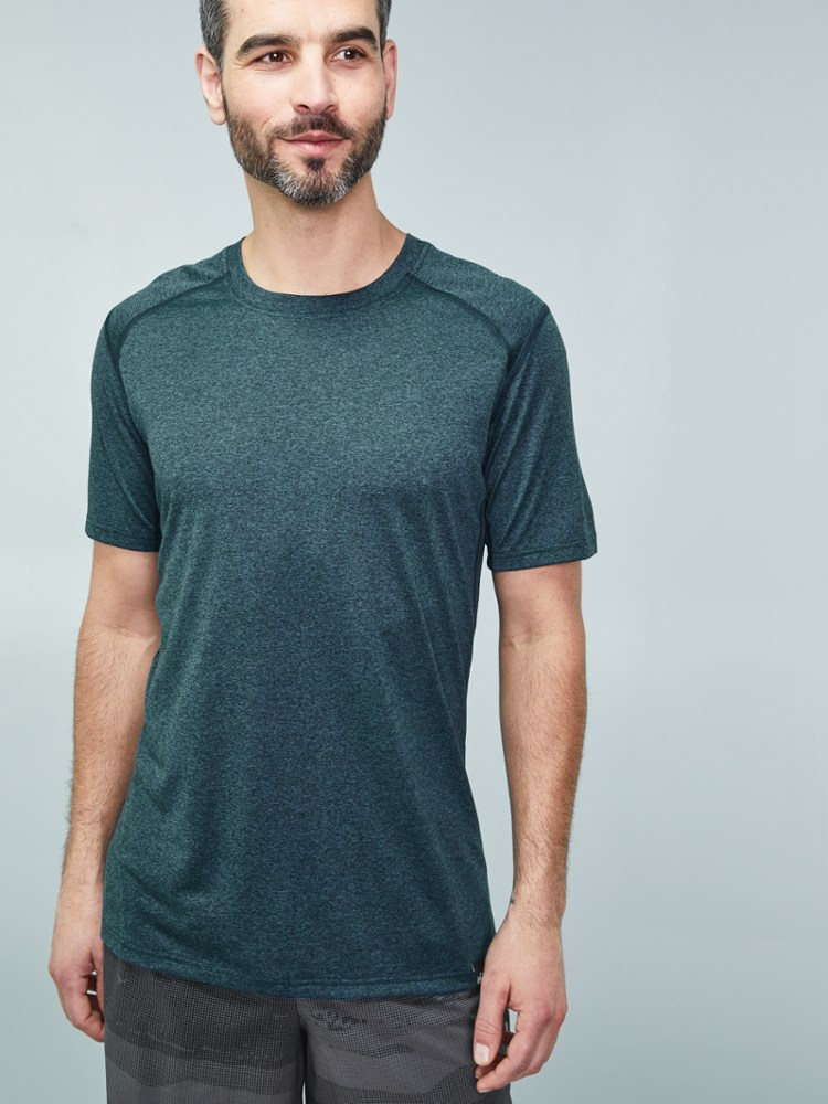 photo: REI Lightweight Base Layer Crew T-Shirt base layer top