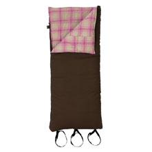 photo: Slumberjack Women's Big Timber -20°F cold weather synthetic sleeping bag