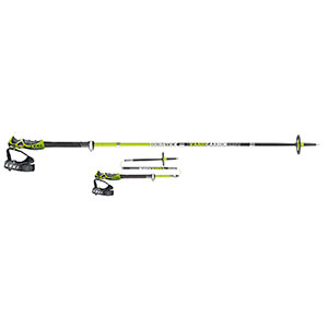 photo: Leki Tour Stick Trigger S rigid trekking pole