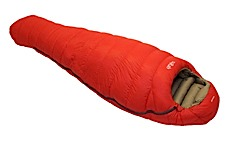 photo: Rab Women's Neutrino 600 3-season down sleeping bag