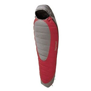photo: Marmot Aspen 40 Ultralight warm weather down sleeping bag