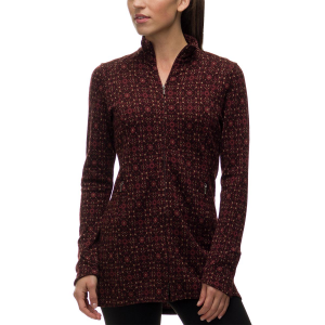 Ibex Juliet Zip Tunic