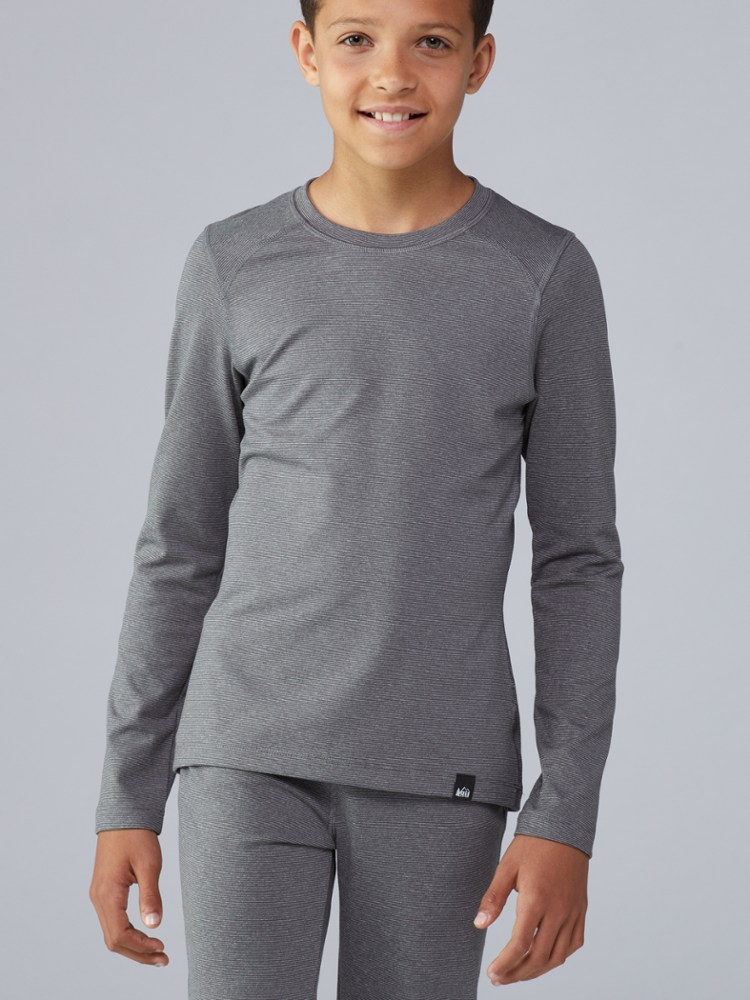 REI Midweight Crew Long Underwear Top