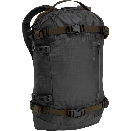photo: Burton AK 15L Pack winter pack