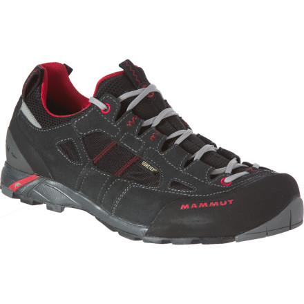 photo: Mammut Men's Redburn GTX trail shoe