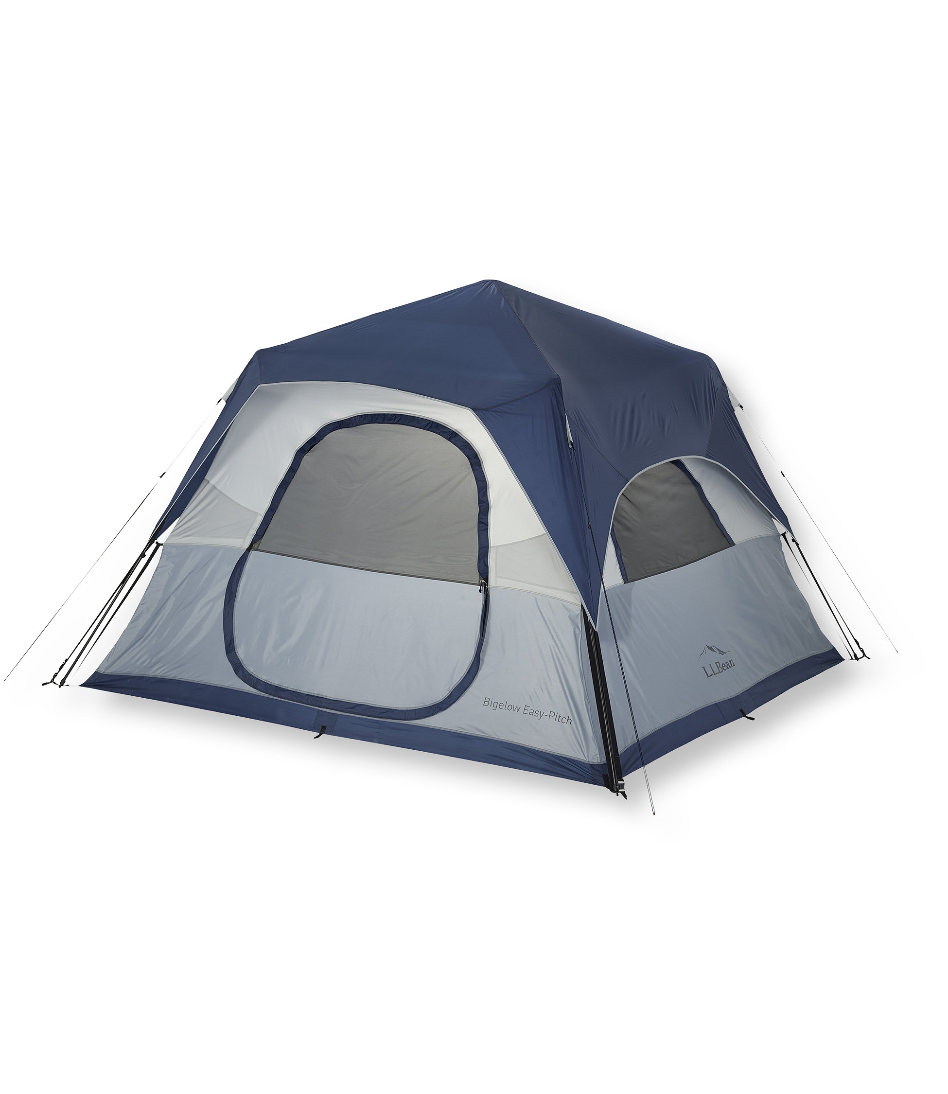 photo: L.L.Bean Bigelow Easy-Pitch 6-Person Folding Tent three-season tent