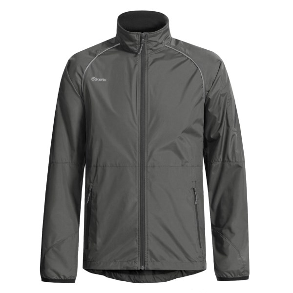 photo: SportHill Climate Jacket wind shirt
