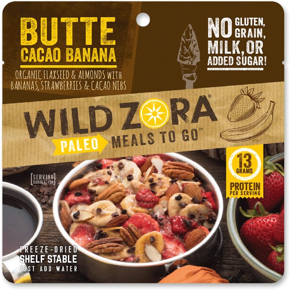 photo of a Wild Zora breakfast