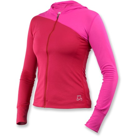 Skirt Sports Mixed Drink Hoodie - Women's - 2010 Closeout