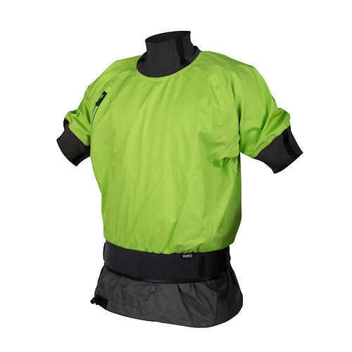 photo: NRS Stampede Shorty Play Jacket short sleeve paddle jacket