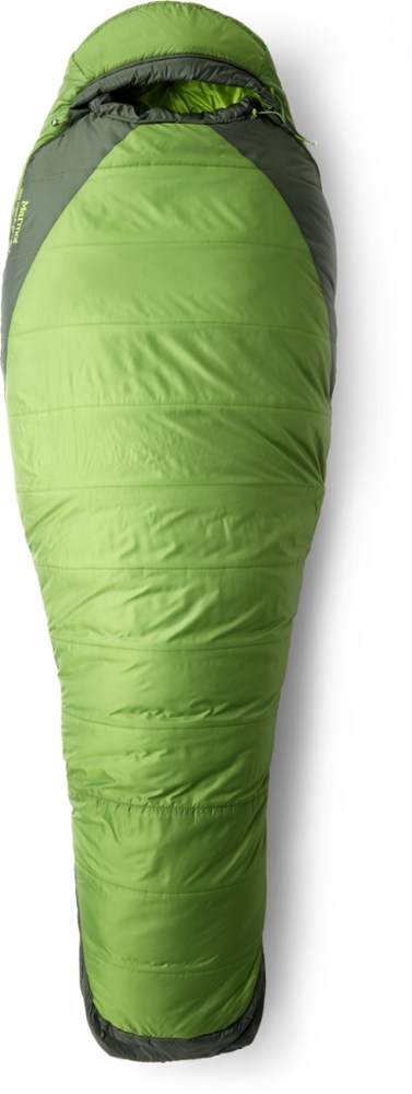 photo: Marmot Women's Trestles Elite 30 3-season synthetic sleeping bag