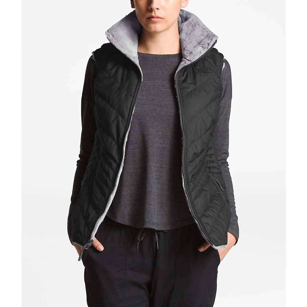 photo: The North Face Mossbud Vest fleece vest