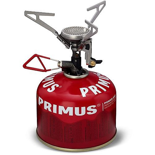 photo: Primus Micron Trail Stove with Piezo compressed fuel canister stove