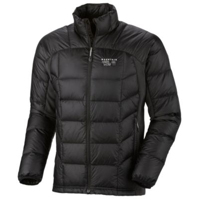 photo: Mountain Hardwear Men's Zonal Down Jacket down insulated jacket