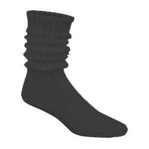 photo: Wigwam 622 Slouch Sock running sock