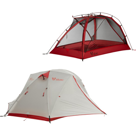 photo: Stoic Arx SL2 three-season tent