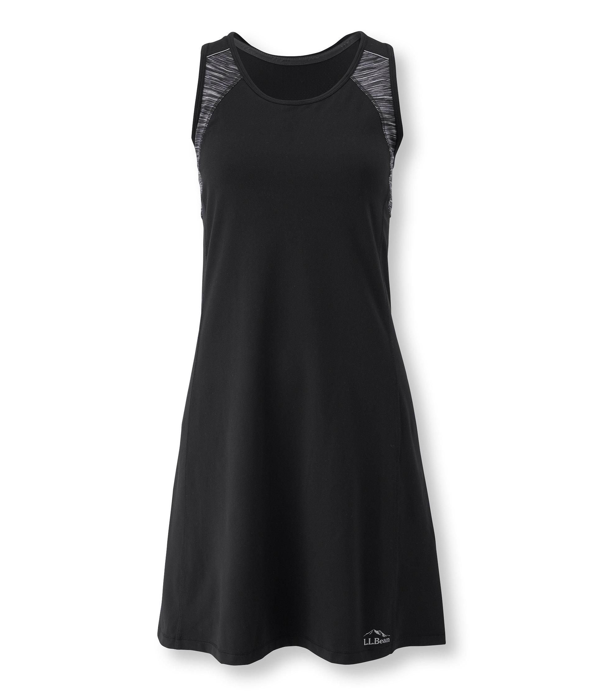 L.L.Bean Powerflow Dress